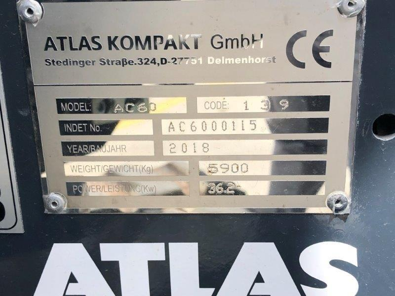 Atlas AC60  - Photo 8