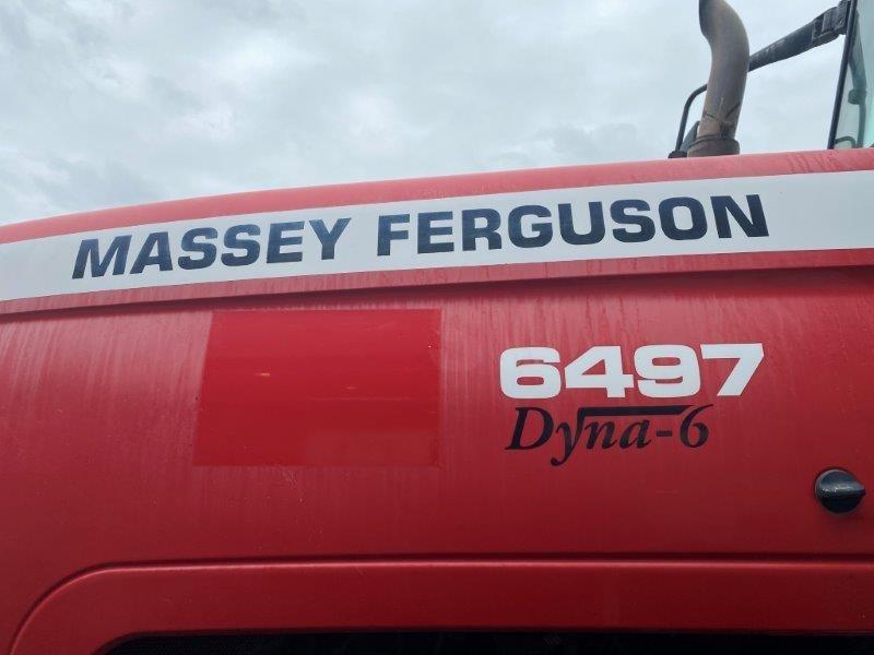 Massey Ferguson 6497  - Photo 6