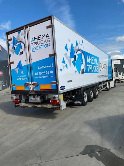 Photo camion Ahema Trucks à la location